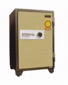 Brankas Fire Resistant Safe Daichiban DS 802 A (Alarm)