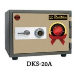 Brankas Fire Resistant Safe Daikin DKS-20A ( Alarm )