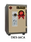 Brankas Fire Resistant Safe Daikin DKS-20CA ( Tanpa Alarm )