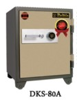 Brankas Fire Resistant Safe Daikin DKS-80A ( Alarm )