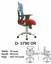 Kursi Direktur & Manager Indachi D-3700 CR
