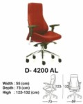 Kursi Direktur & Manager Indachi D-4200 AL