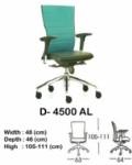 Kursi Direktur & Manager Indachi D-4500 AL