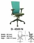 Kursi Direktur & Manager Indachi D-4500 N