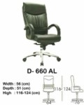Kursi Direktur & Manager Indachi D-660 AL