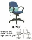 Kursi Direktur & Manager Indachi D-720