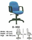 Kursi Direktur & Manager D-850