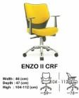 Kursi Direktur & Manager Indachi Enzo II CRF