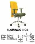 Kursi Direktur & Manager Indachi Flamingo II CR