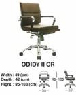 Kursi Direktur & Manager Indachi Odidy II CR