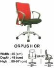 Kursi Direktur & Manager Indachi Orpus II CR