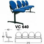 Kursi Tunggu Chairman Type VC 640