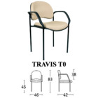 Kursi Susun Savello Type Travis T0