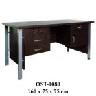 Meja Kantor 1 Biro Orbitrend Type OST-1080