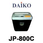 Mesin Penghancur Kertas Daiko Type JP-800C