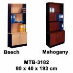 Rak Buku Tanpa Kaca Expo Type MTB-3182