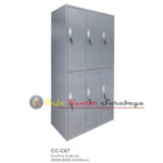 Locker Tiger CC-C6T / BZ-C-C6