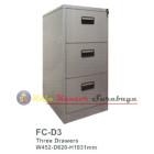 Filling Cabinet Tiger 4 Laci FC D3