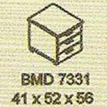 Jual Meja Kantor Modera BMD 7331 ( B Class )