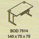 Jual Meja Kantor Modera BOD 7514 ( B Class )