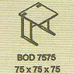 Jual Meja Kantor Modera BOD 7575 ( B Class )