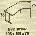Jual Meja Kantor Modera BSD 1019R ( B Class )