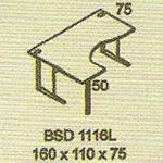 Jual Meja Kantor Modera BSD 1116L ( B Class )