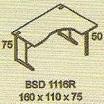 Jual Meja Kantor Modera BSD 1116R ( B Class )