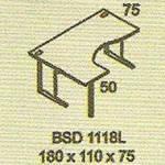 Jual Meja Kantor Modera 1118L ( B Class )