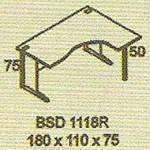 Jual Meja Kantor Modera BSD 1118R ( B Class )