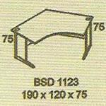 Jual Meja Kantor Modera BSD 1123 ( B Class )
