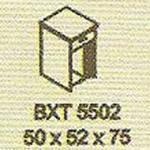 Jual Meja Kantor Modera BXT 5502 ( B Class )