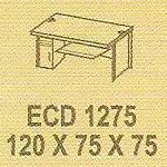 Meja Kantor Modera ECD 1275 ( E Class )