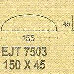 Meja Kantor Modera EJT 7503 ( E Class )