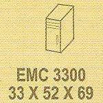 Meja Kantor Modera EMC 3300 ( E Class )
