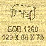Meja Kantor Modera EOD 1260 ( E Class )