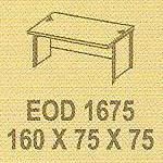 Meja Kantor Modera EOD 1675 ( E Class )
