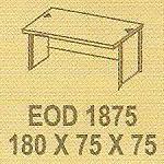 Meja Kantor Modera EOD 1875 ( E Class )