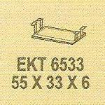 Meja Kantor Modera EKT 6533 ( E Class )