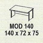 Meja Kantor Modera MOD 140 ( M Class )