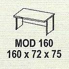 Meja Kantor Modera 160 ( M Class )