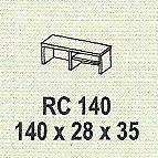 Meja Kantor Modera RC 140 ( M Class )