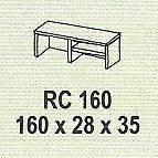 Meja Kantor Modera RC 160 ( M Class )
