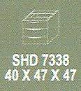 Meja Kantor Modera SHD 7338 ( S Class )