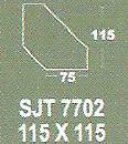 Meja Kantor Modera SJT 7702 ( S Class )