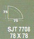 Meja Kantor Modera SJT 7708 ( S Class )
