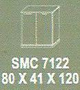 Meja Kantor Modera SMC 7122 ( S Class )