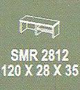 Meja Kantor Modera SMR 2812 ( S Class )