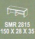 Meja Kantor Modera SMR 2815 ( S Class )