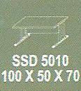 Meja Kantor Modera SSD 5010 ( S Class )